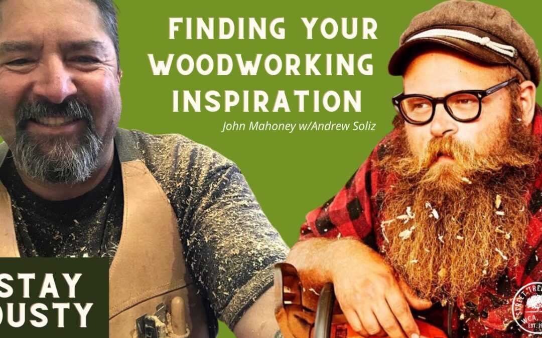 Finding Your Woodworking Inspiration