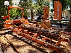 Wood Milling Demo